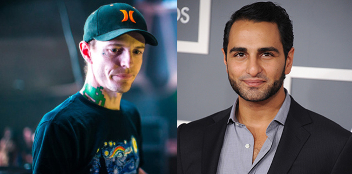 Why Can't deadmau5 And Ash Pournouri Be Friends?