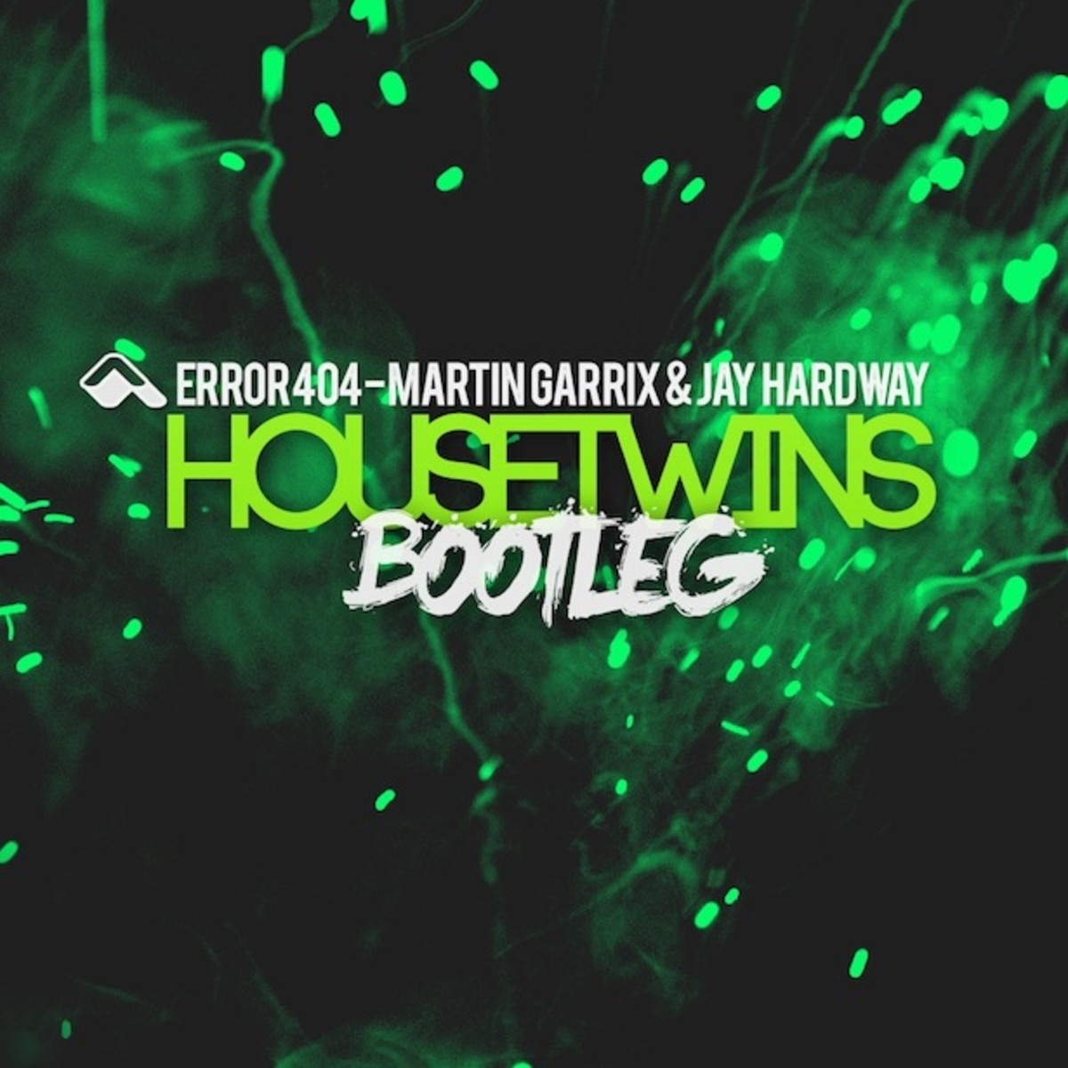 Free Download: Martin Garrix & Jay Hardway - Error 404 (HouseTwins Bootleg)