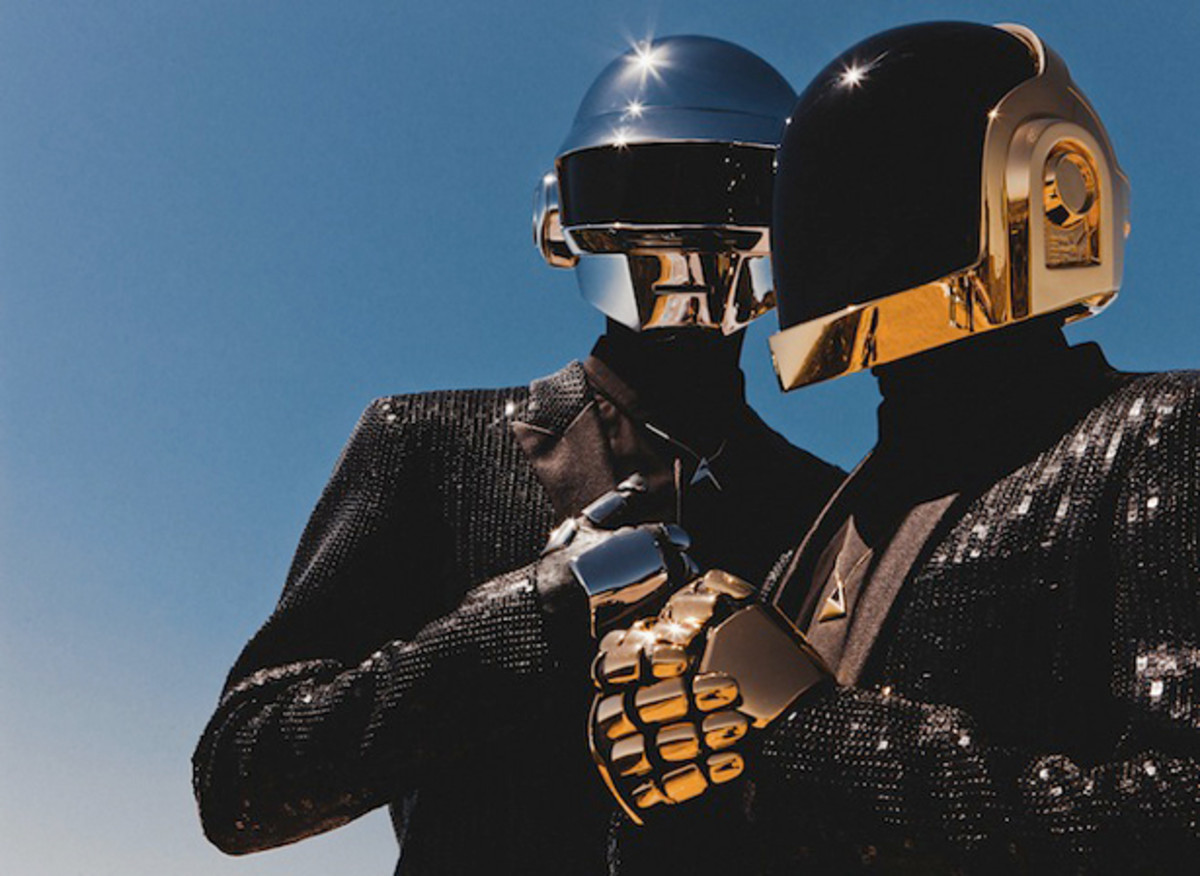 Expect More Daft Punk In 2015 With New Documentary
