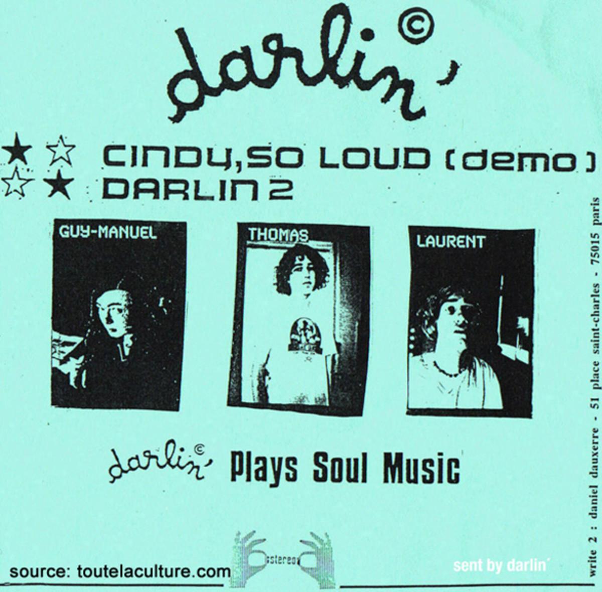 Listen To Daft Punk's Demos When They Were Darlin'