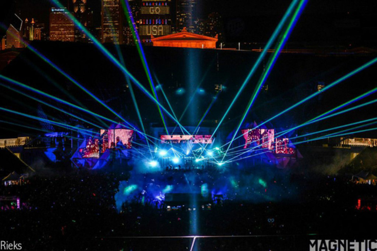 Chicago Wakes Up To EDM In The Spring Time