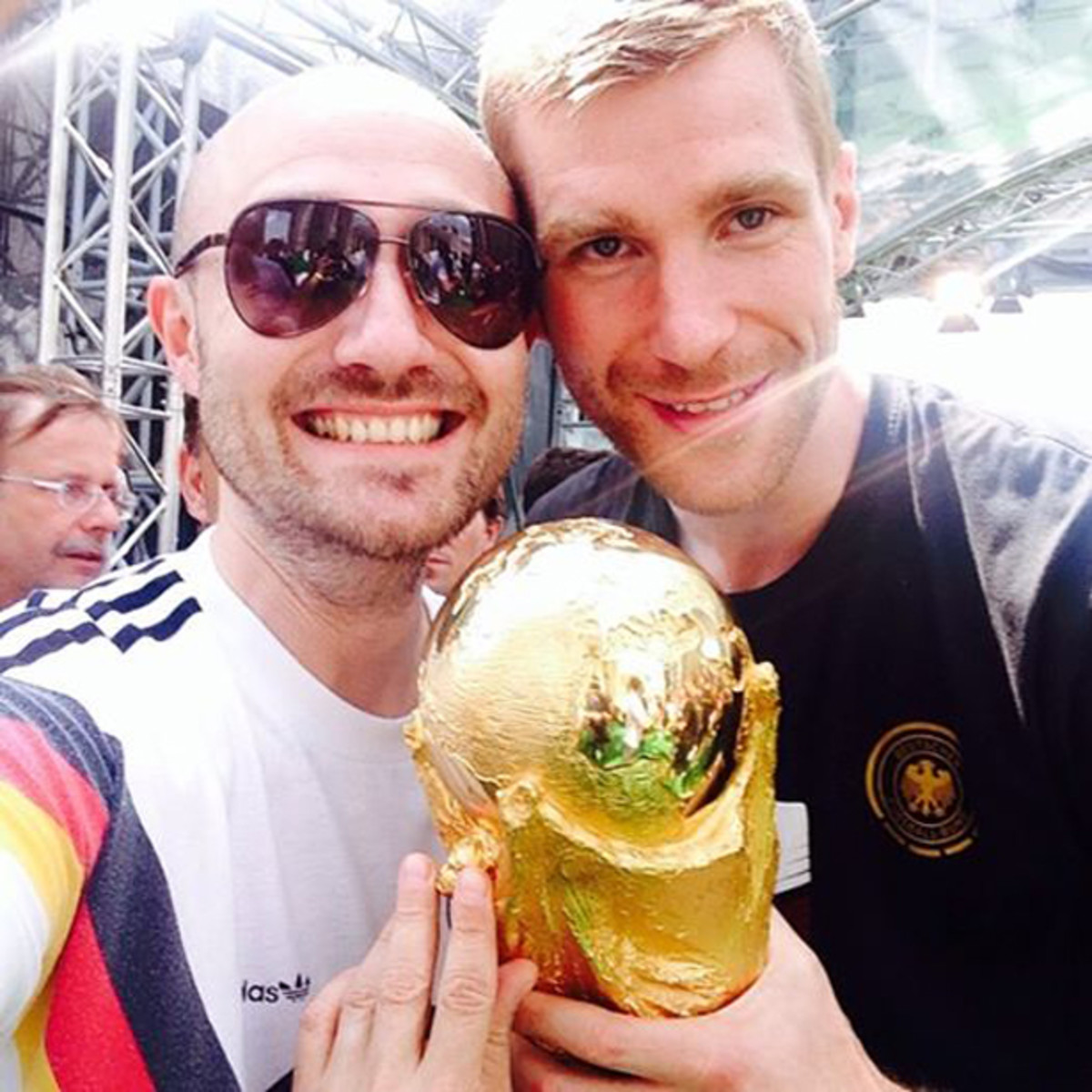 Paul Kalkbrenner Is The 1st DJ To Hold The World Cup In Berlin
