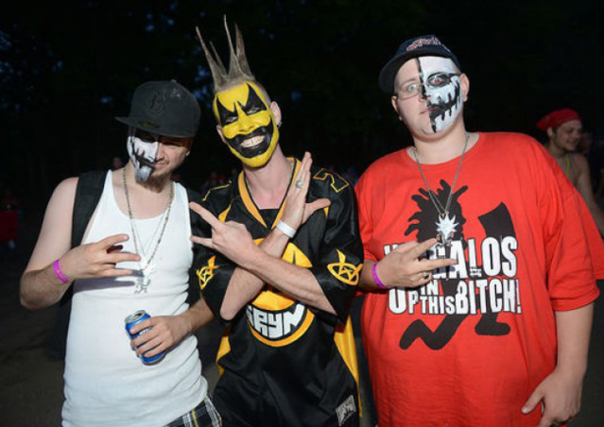 Juggalo Struggles: Insane Clown Posse Fans Can Be Called A Gang By FBI
