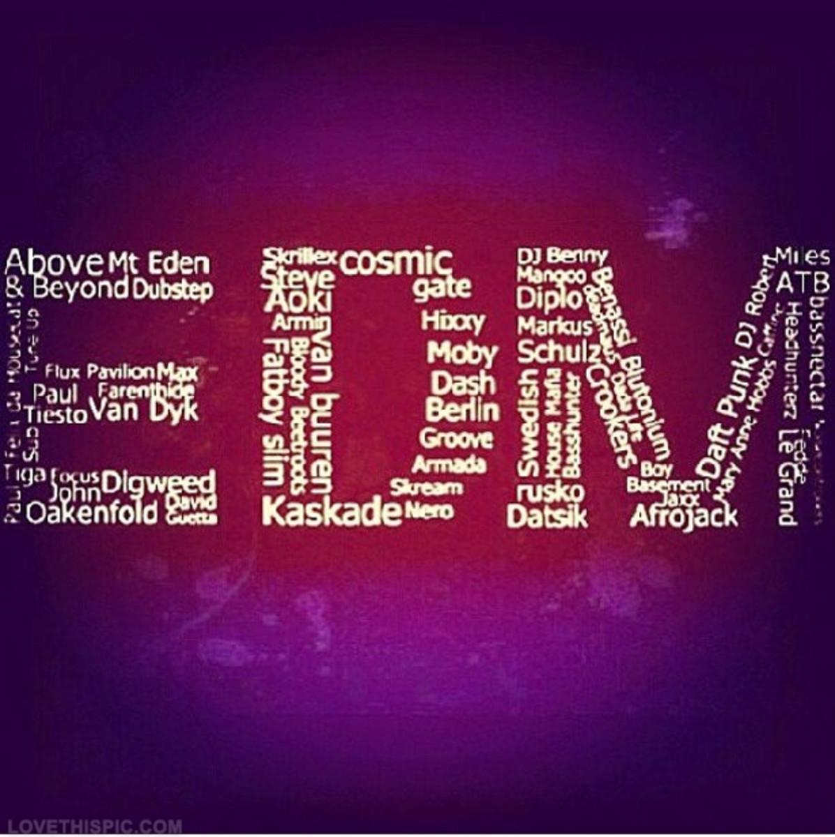 The Divisive 'EDM' Acronym- Hate it? Love It? Don't Care? Vote!