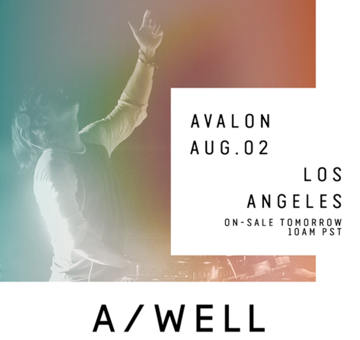 Axwell: Los Angeles At Avalon - August 2nd 2014