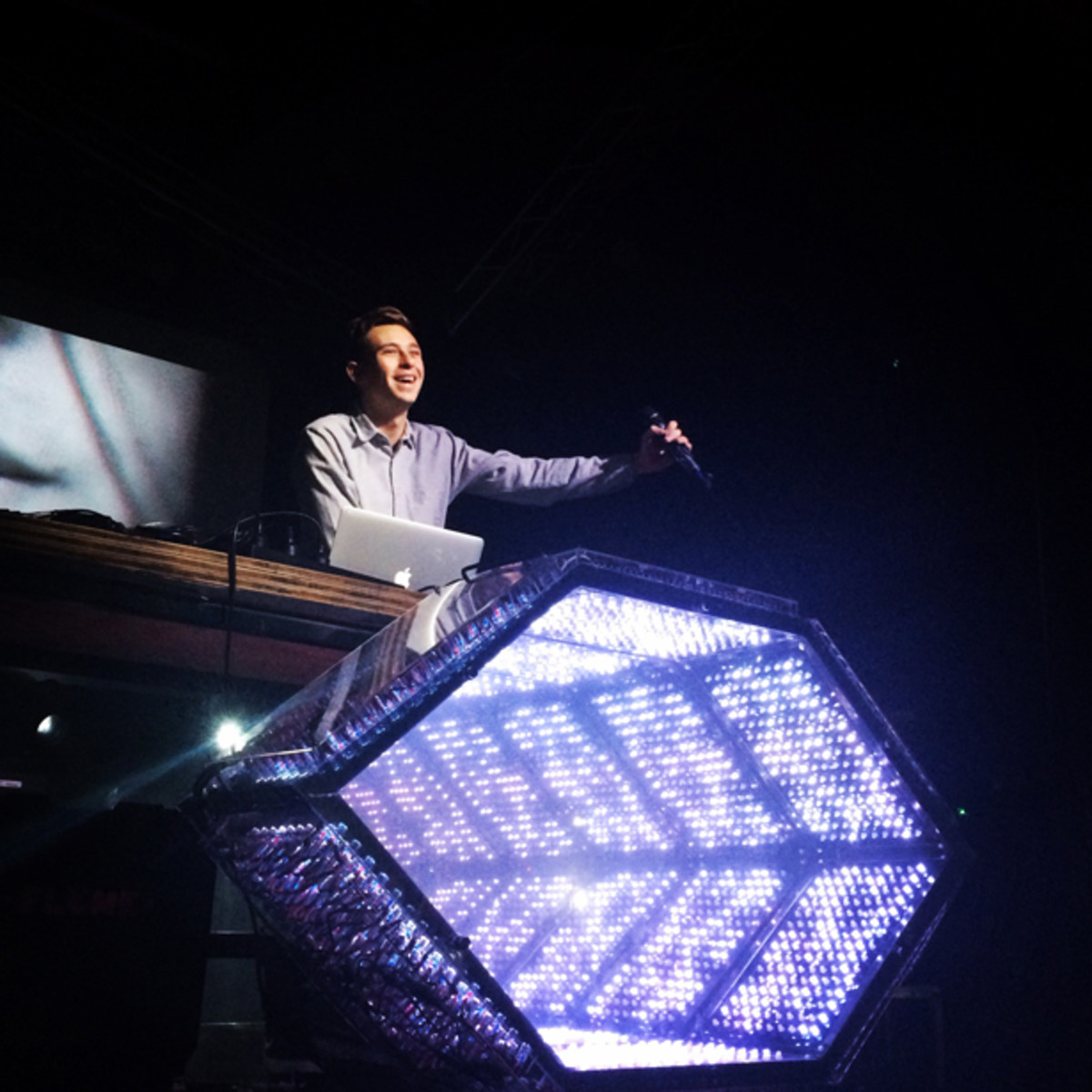 Flume At The Observatory