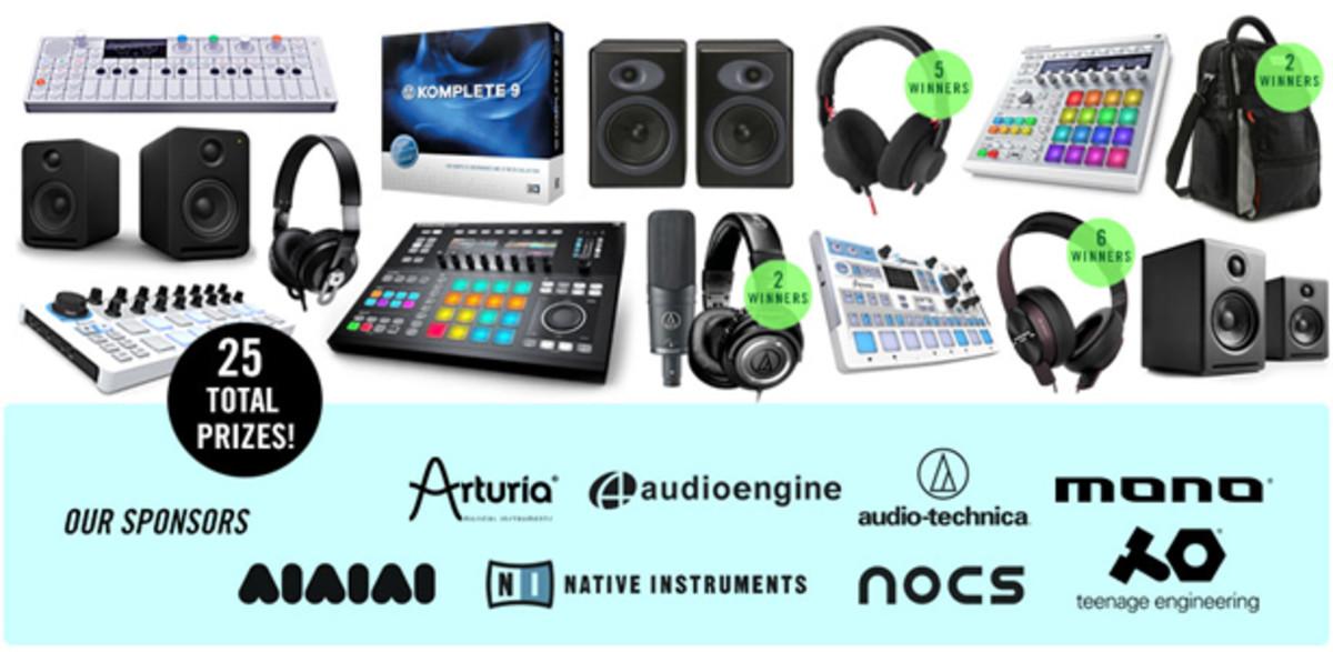 Spotlight: Turntable Lab X Legitmix Remix Contest 2014 - Ends Aug 1st!