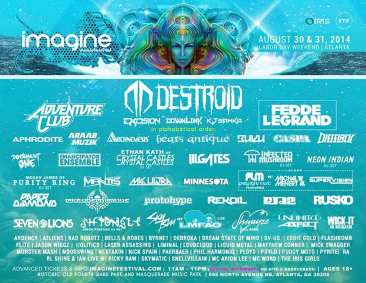 5 Reasons To Not Miss Imagine Festival 2014