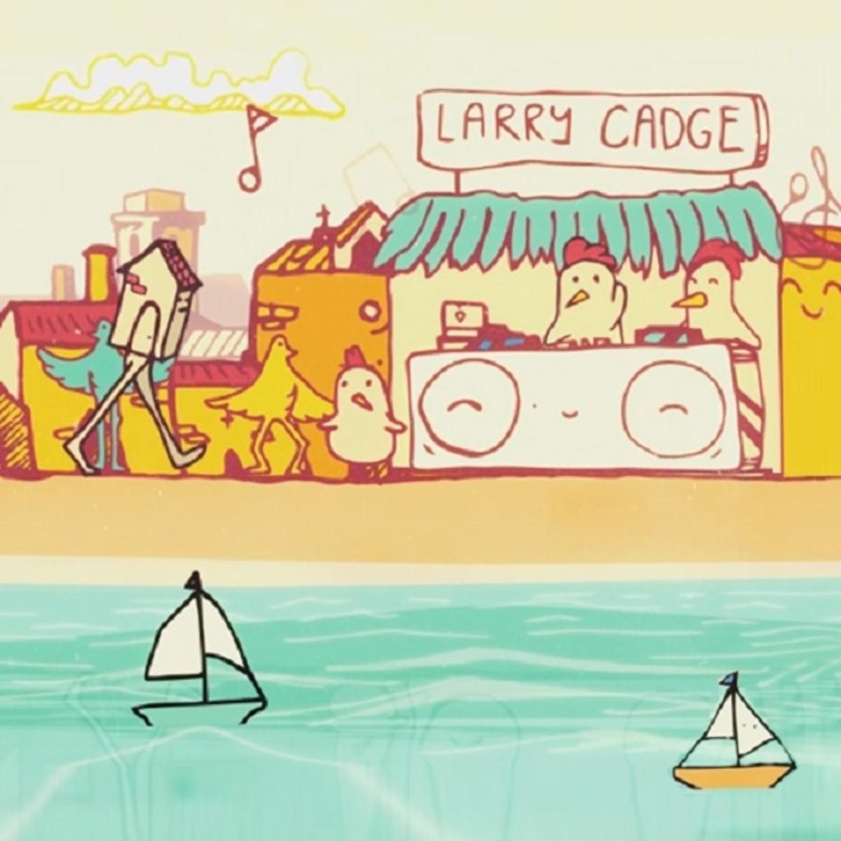 Larry Cadge - TOP 10