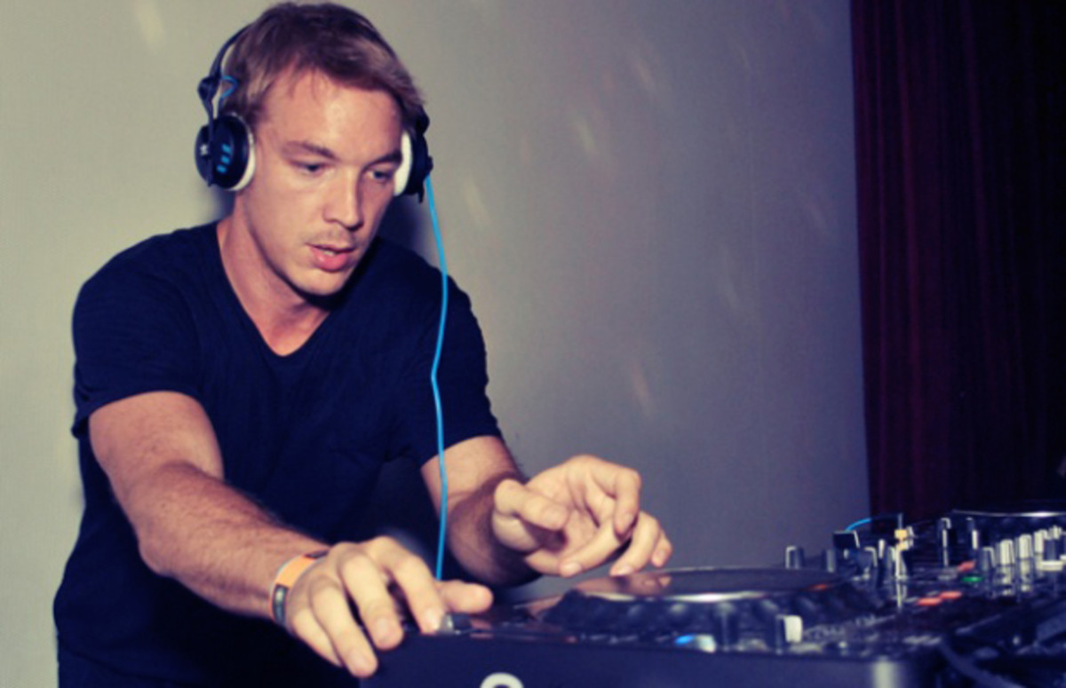 Diplo Bans Kandi At Mad Decent Block Parties