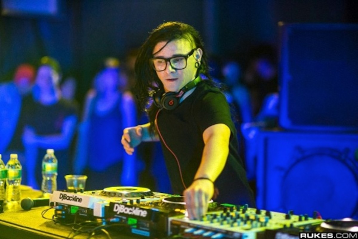 Skrillex Plans Marquee NYC Invasion on 9/4