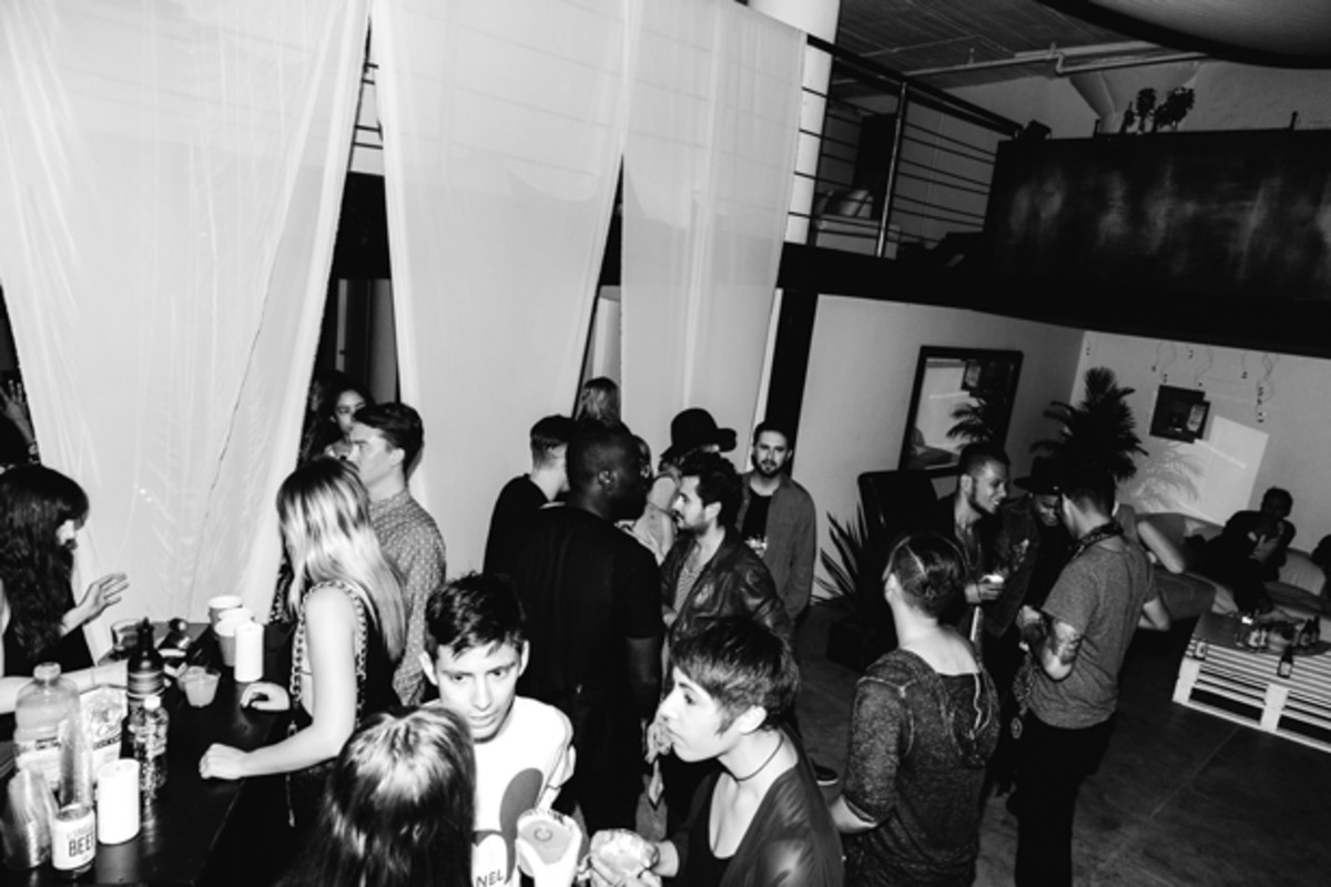 Unvael Presents Give In At Souterrain 2 In Downtown LA
