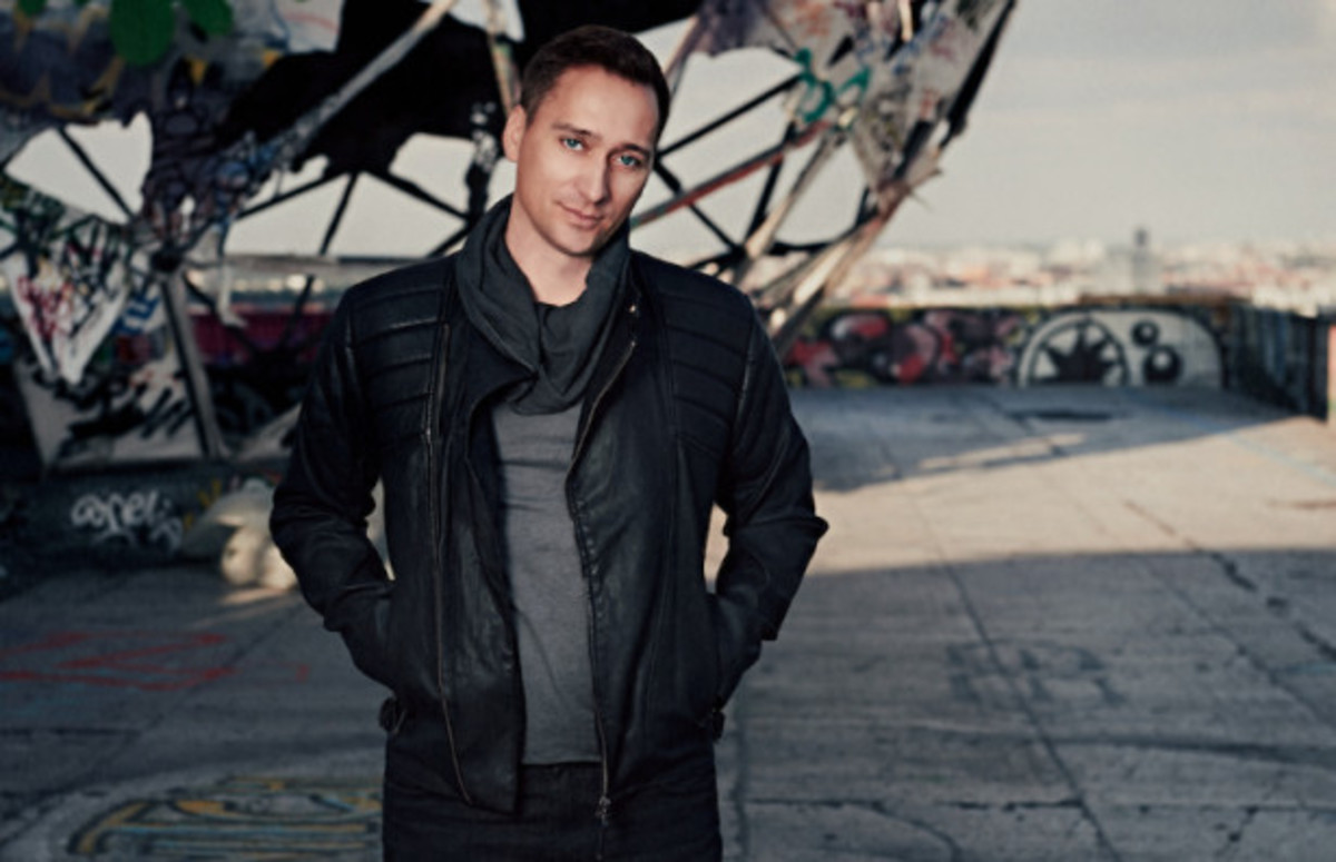 Paul Van Dyk Throws Shade On Steve Aoki's Cake