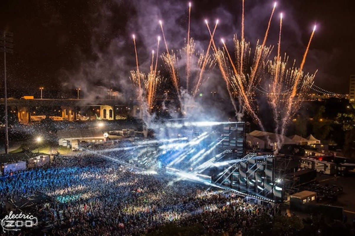 Electric Zoo 2014: How to Make it as a Festival in NYC