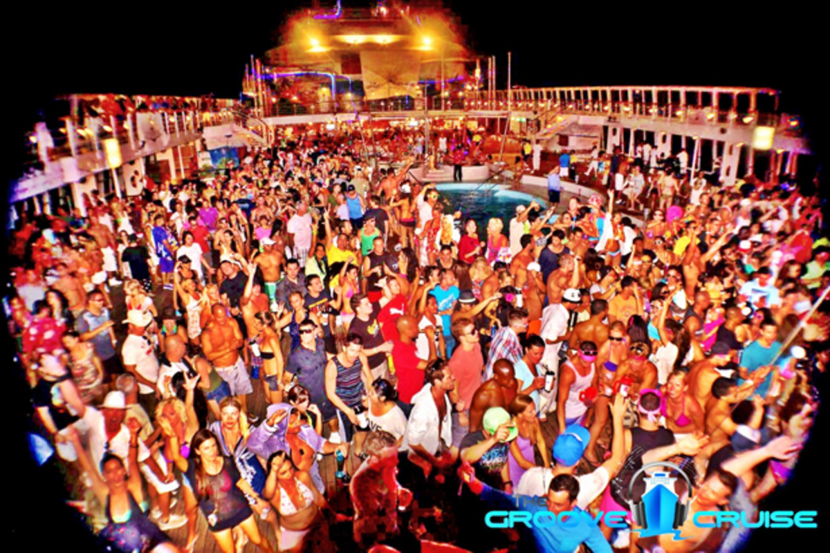 Spotlight: 12 'Don't Miss' DJ Sets On The 2014 Groove Cruise LA