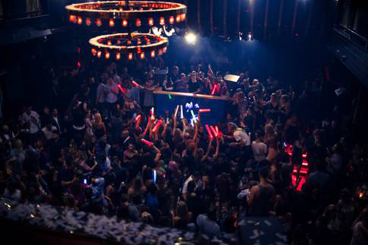 1oak, martin garrix, hollywood, vegas, big room, bottle service