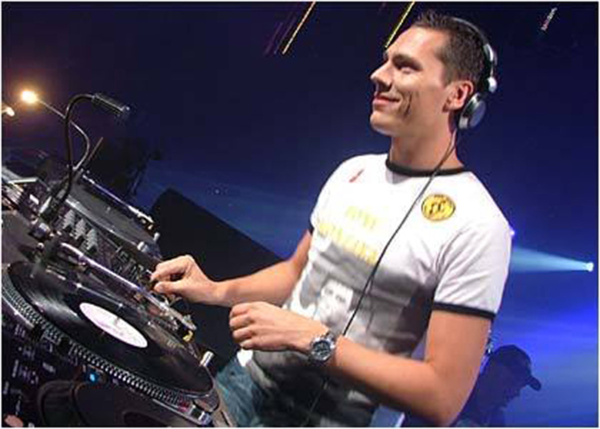 New Challenge for DJ Tiesto