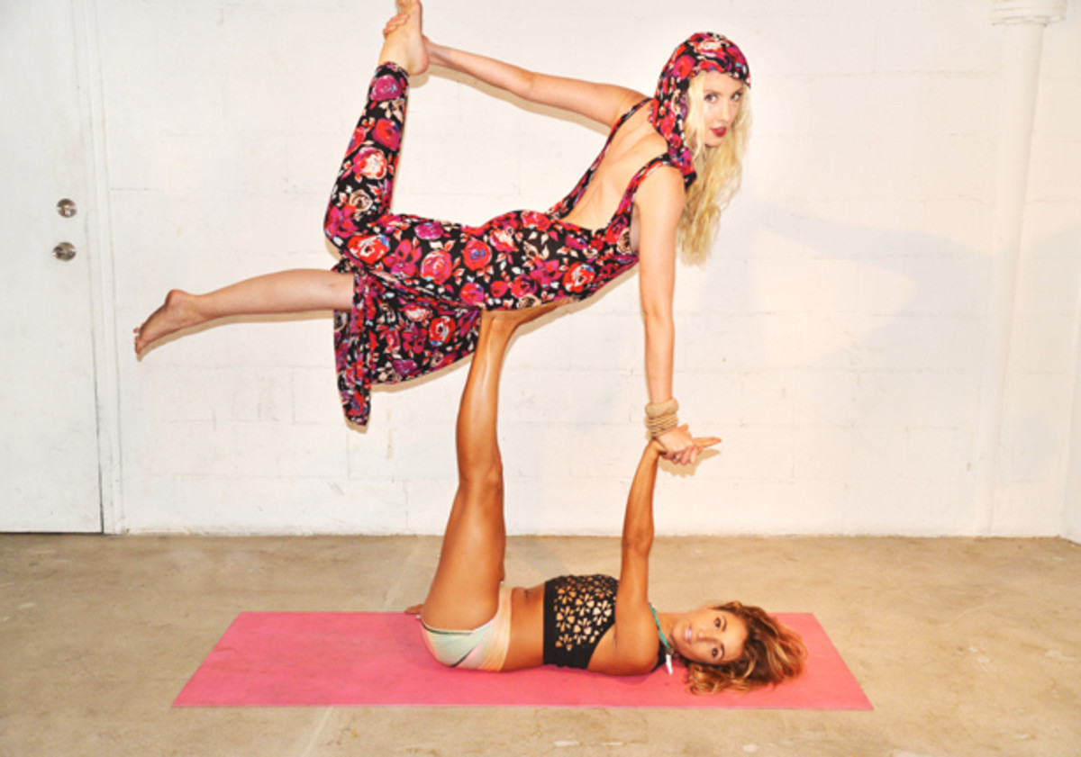 Style: The Urban Yogi - Elevating Our Spiritual And Fashion Senses