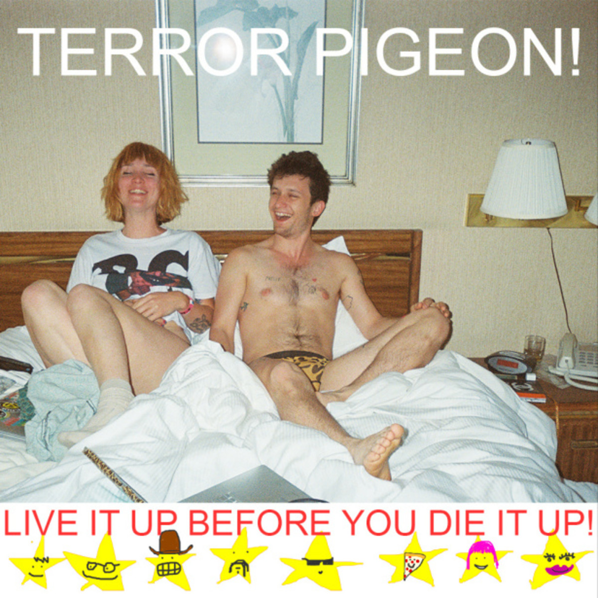 The Most Real Thing You'll Hear This Year: Terror Pigeon [Album Review]