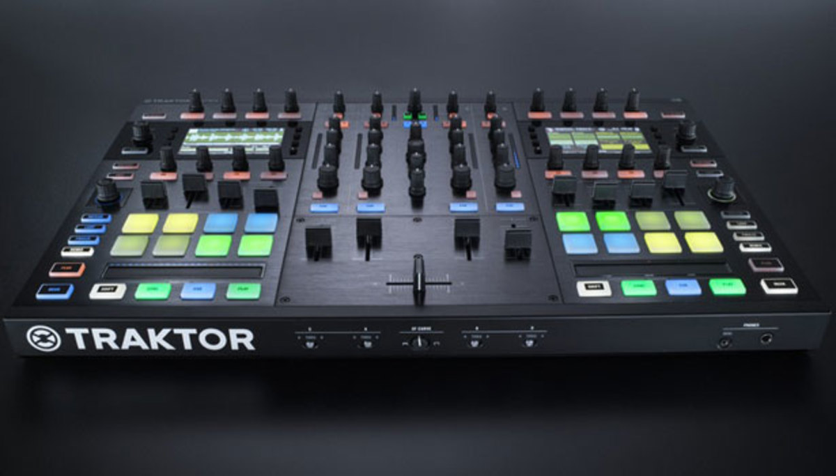 Native Insturments Officially Announces the Kontrol S8