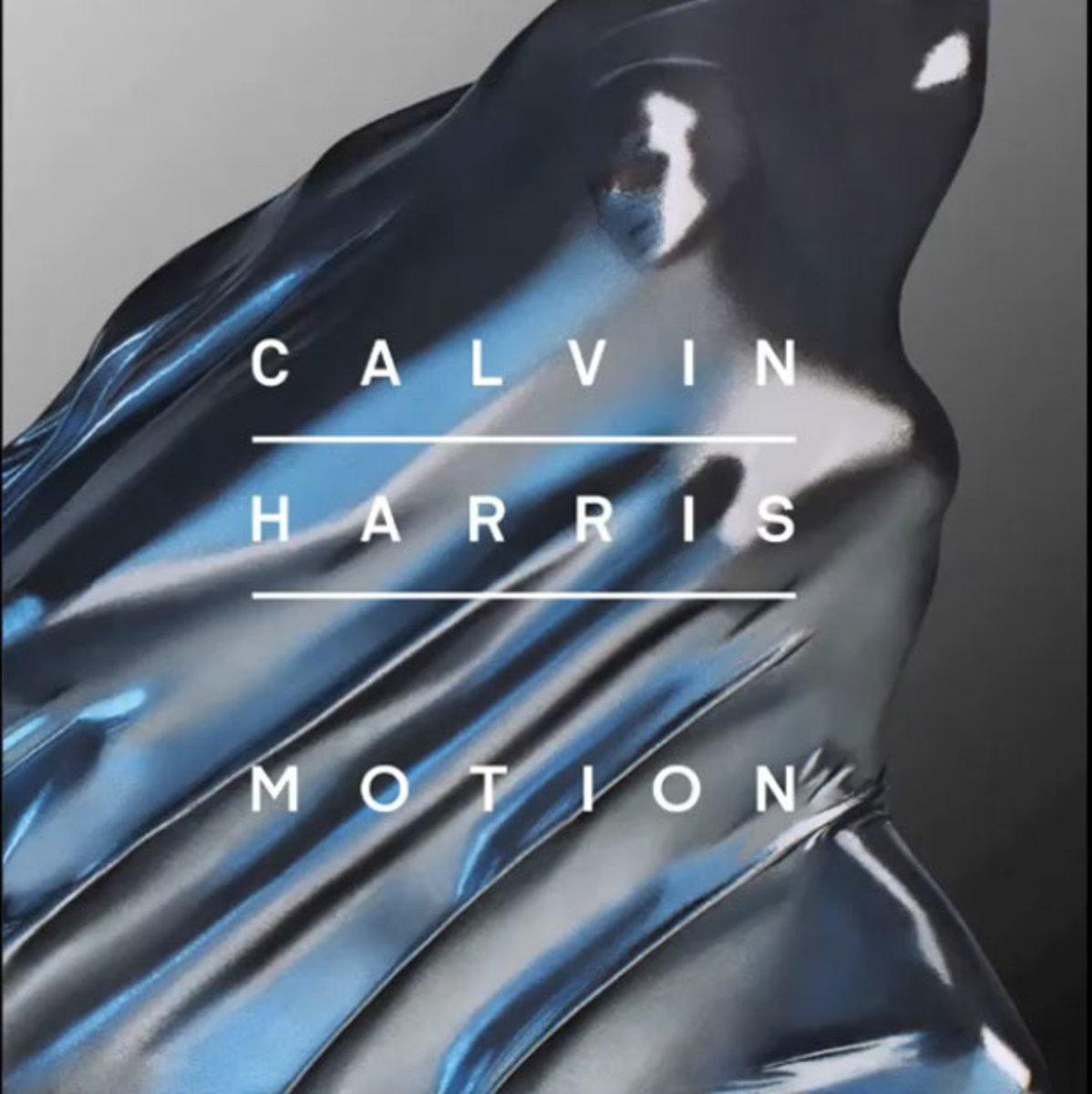 "Major Tune Alert: Calvin Harris X Gwen Stefani ""Motion"""