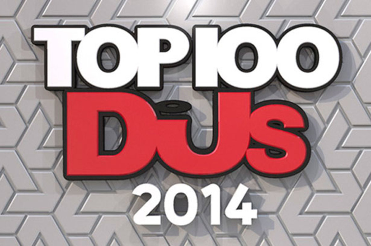 The DJ Mag Top 100 2014 Results Are In!
