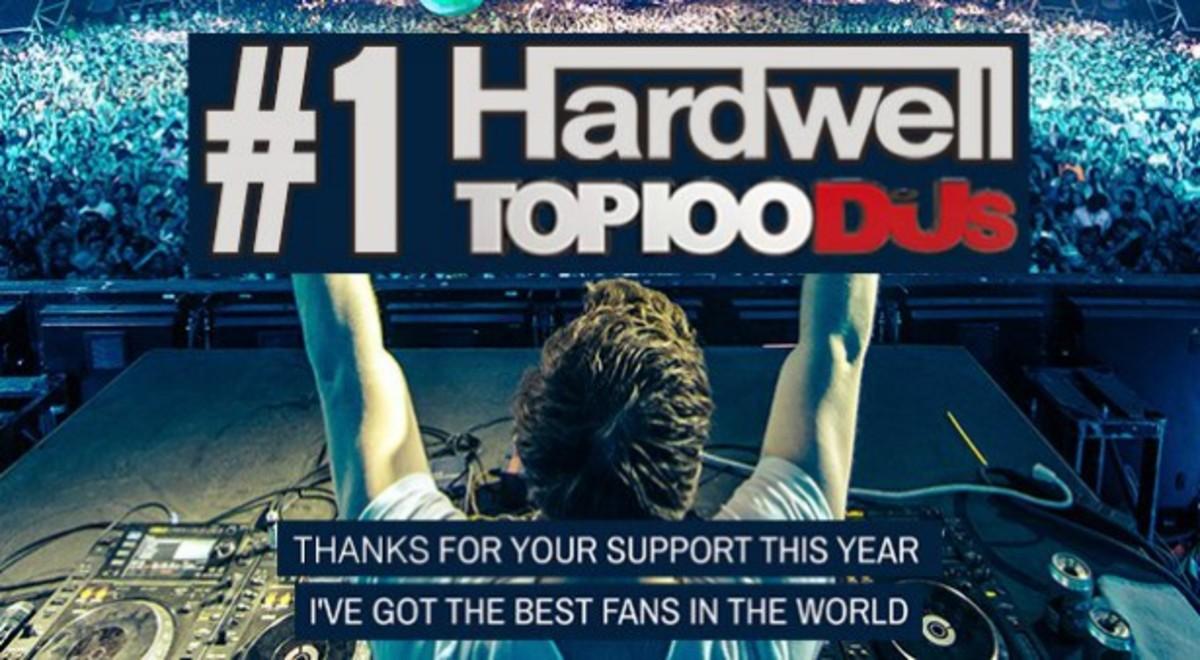Hardwell Top Ten