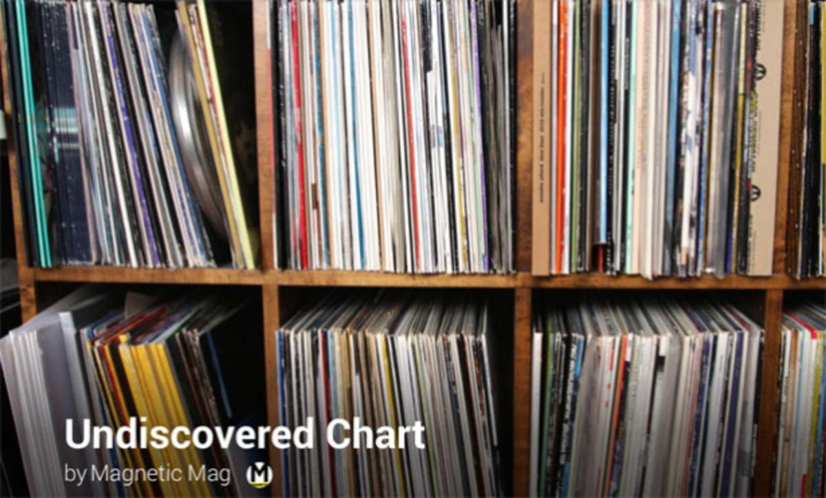 Calling All Emerging Artists: The New MAGNETIC x WAVO Undiscovered Chart – Open For Submissions
