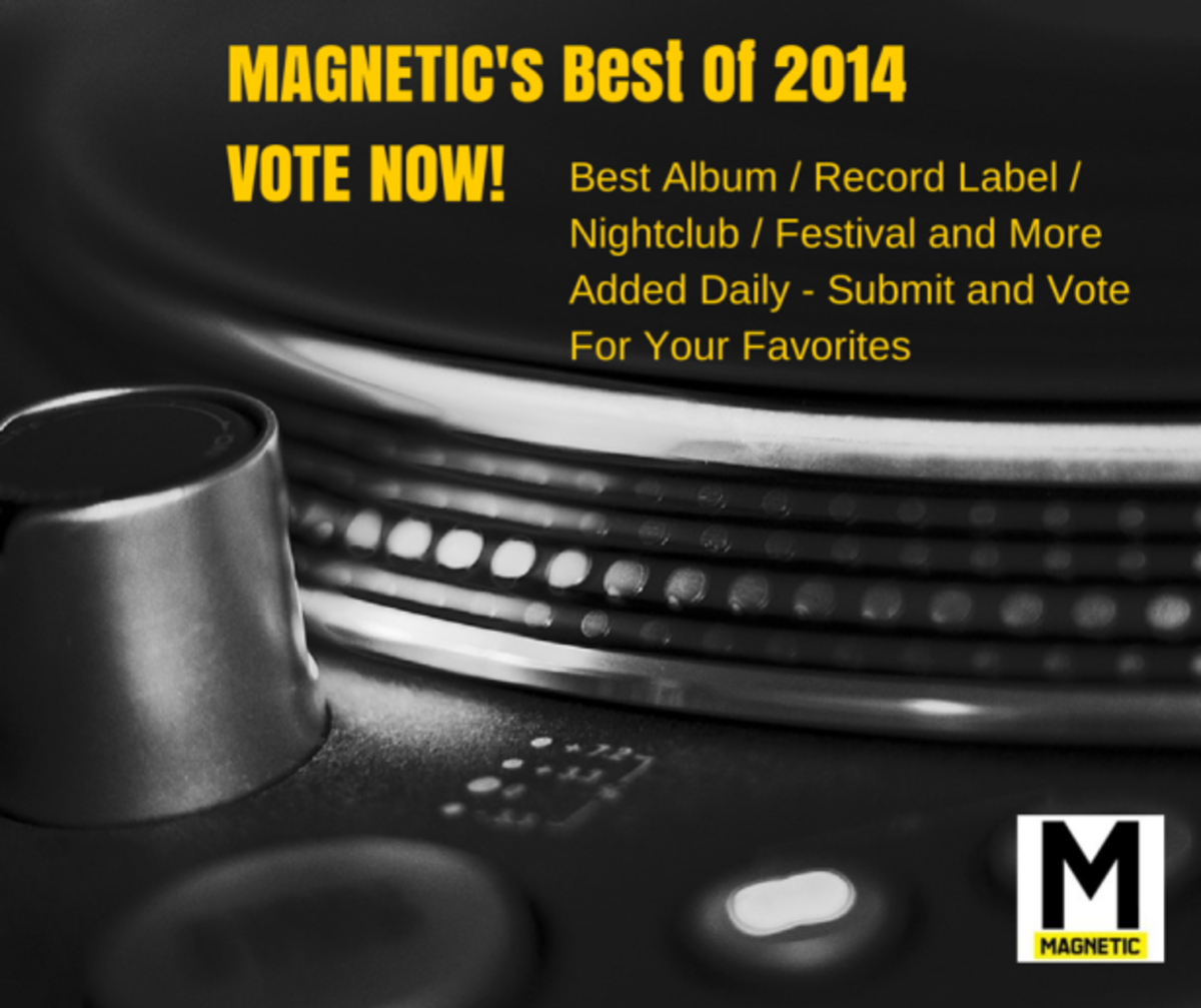 Nominate And Vote For The Best DJ Mix Of 2014