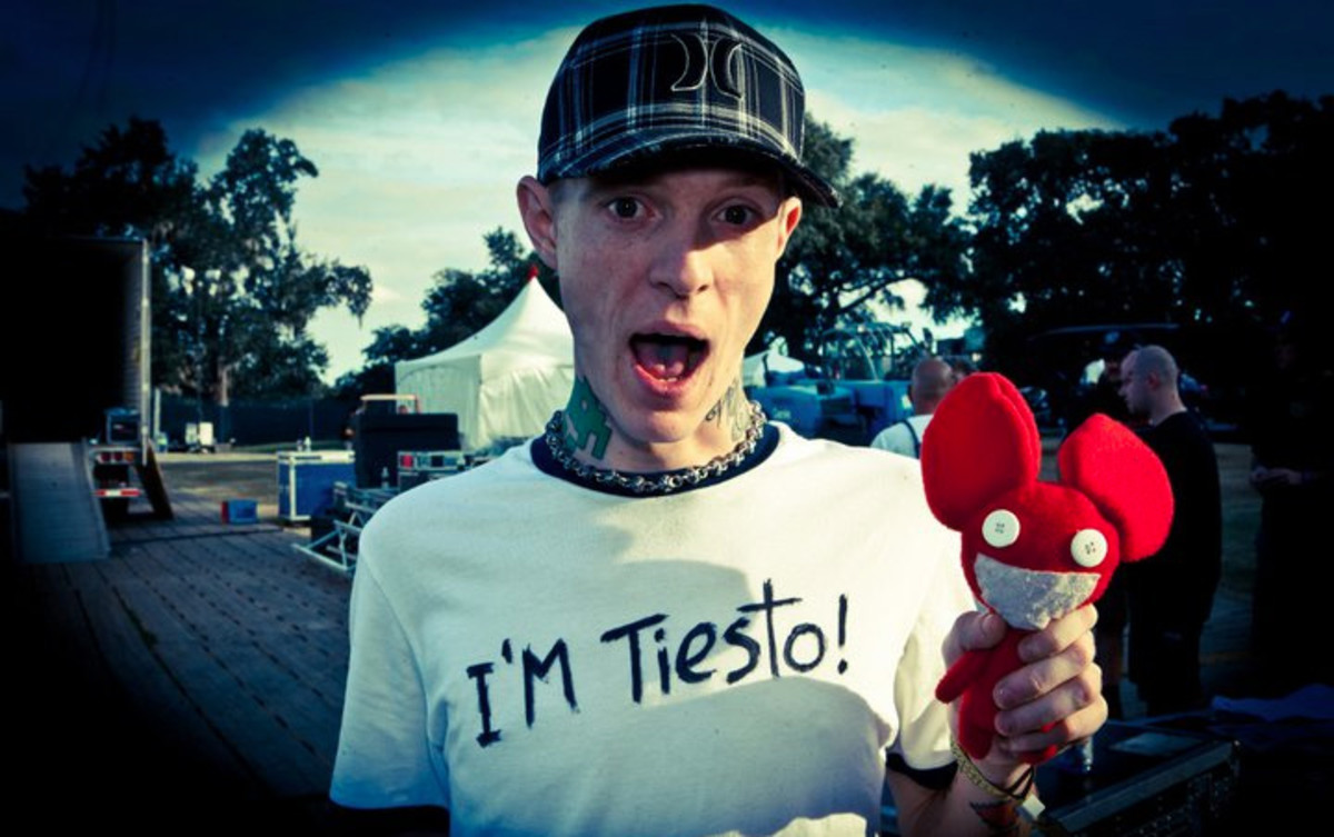 Who Is Going To Beat deadmau5' Ass First?