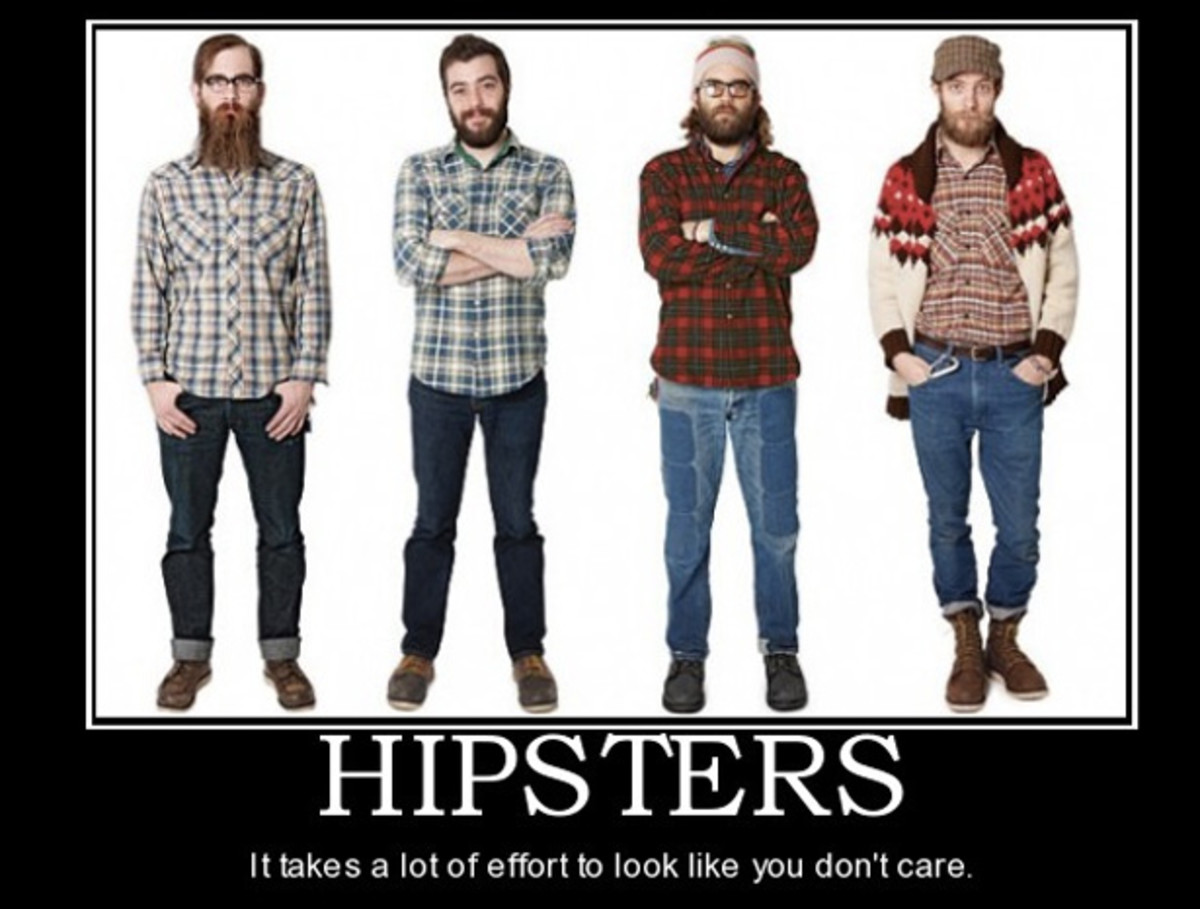 Mathematician Discovers Why All Hipsters Look The Same