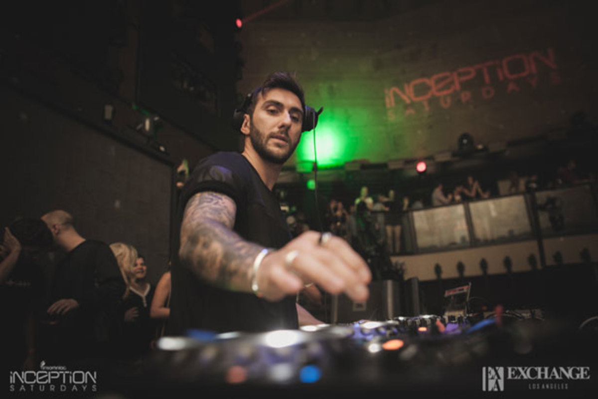 Knee Deep with Hot Since 82 At Exchange LA