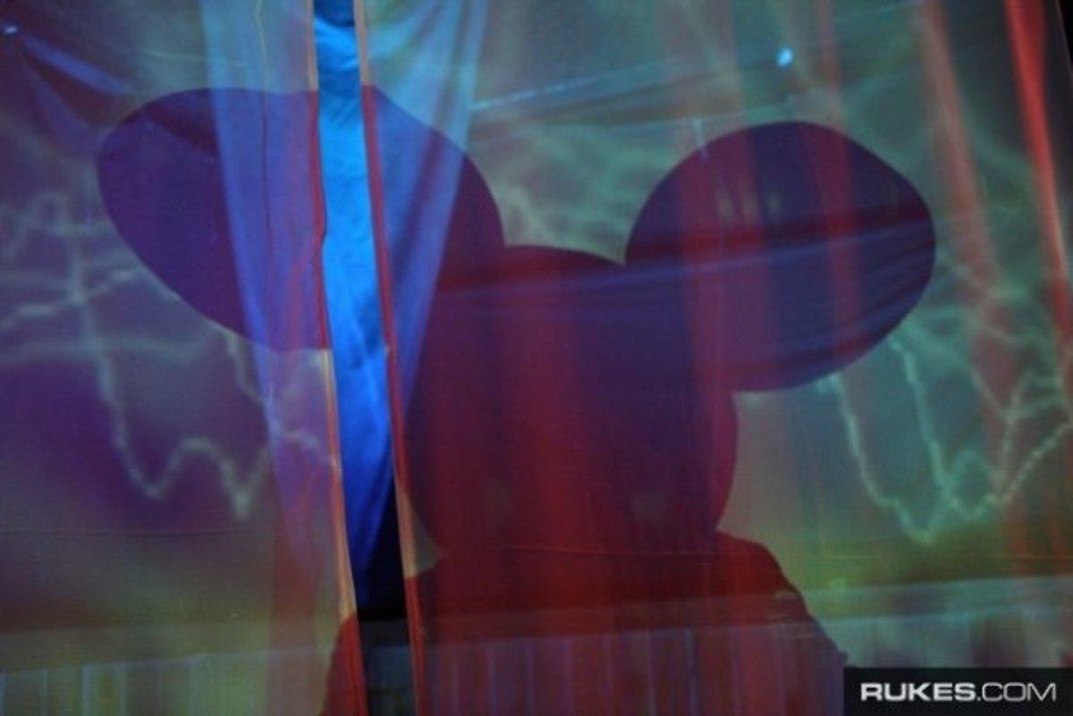 Unreleased deadmau5 Leak Is Awe-Inspiring