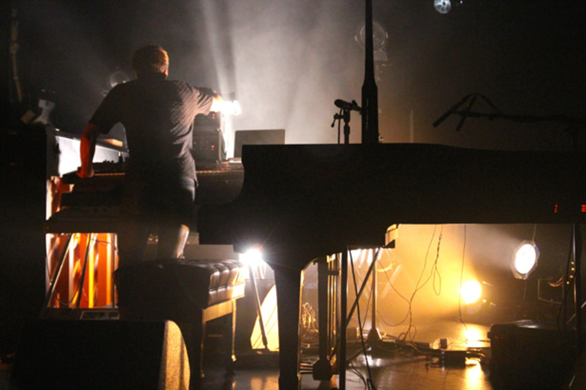 Why You Need To See Nils Frahm Next Time He's In Town