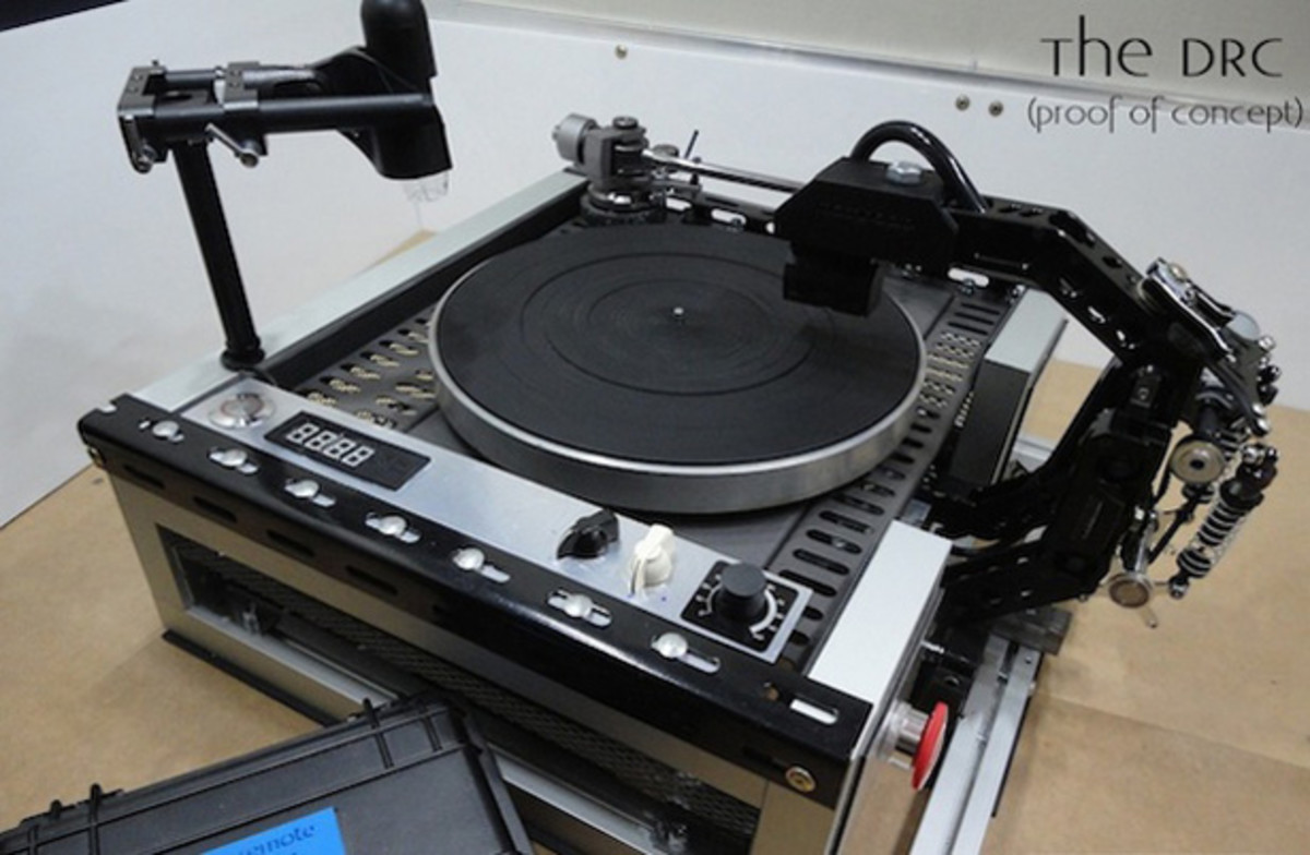 Kickstarter Campaign Wants Desktop Vinyl Cutting To Become Affordable