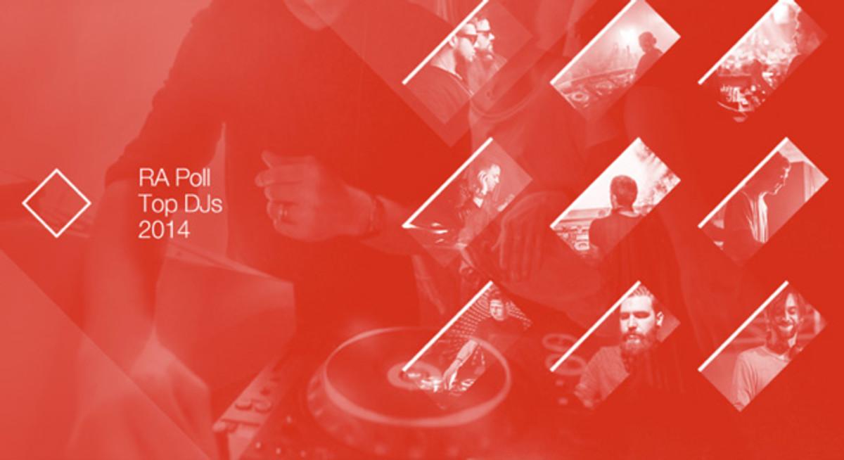 Top 100 DJs Of 2014