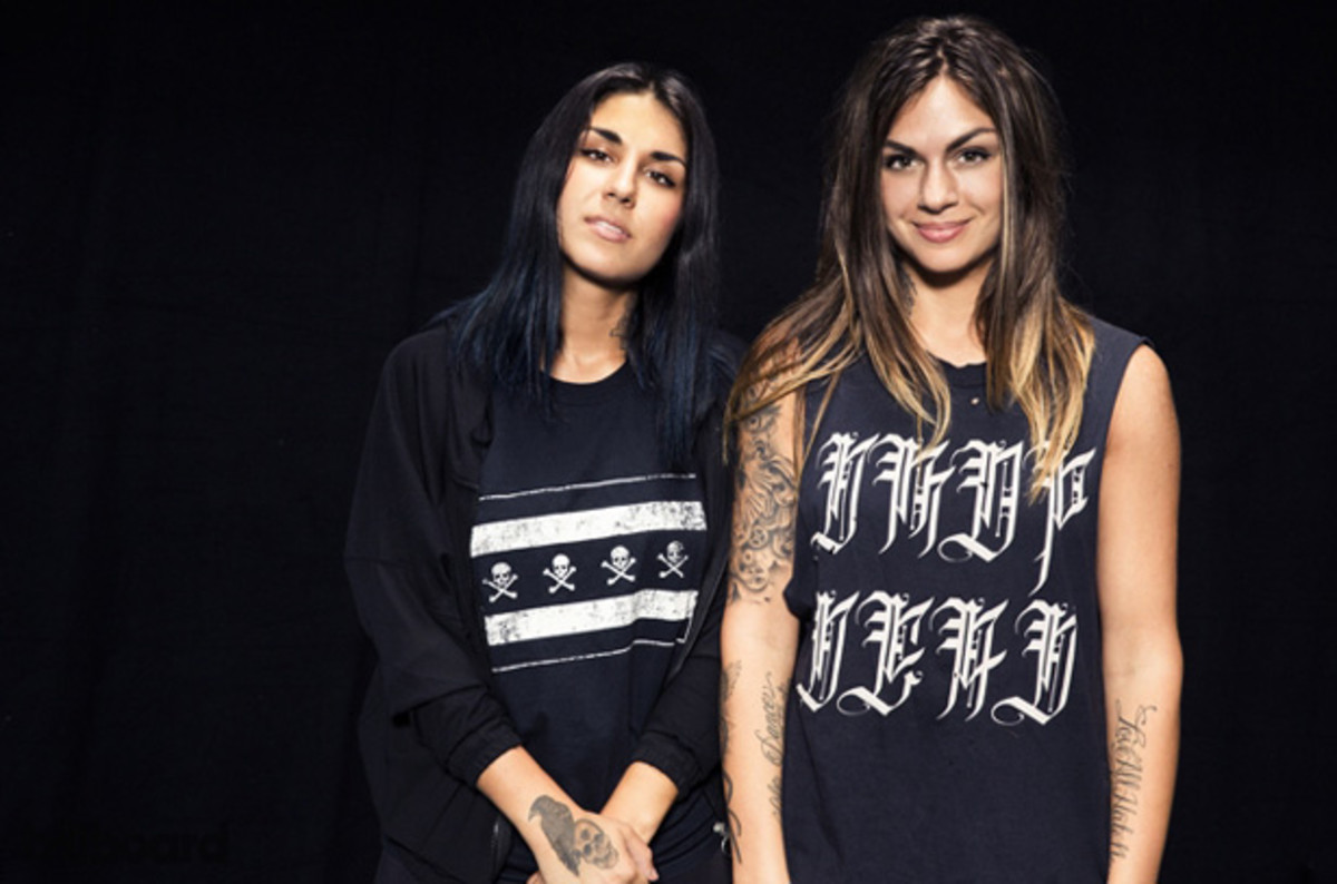 Krewella's Jahan Yousaf Writes Op-Ed: deadmau5 Saved Me From Going Into Porn