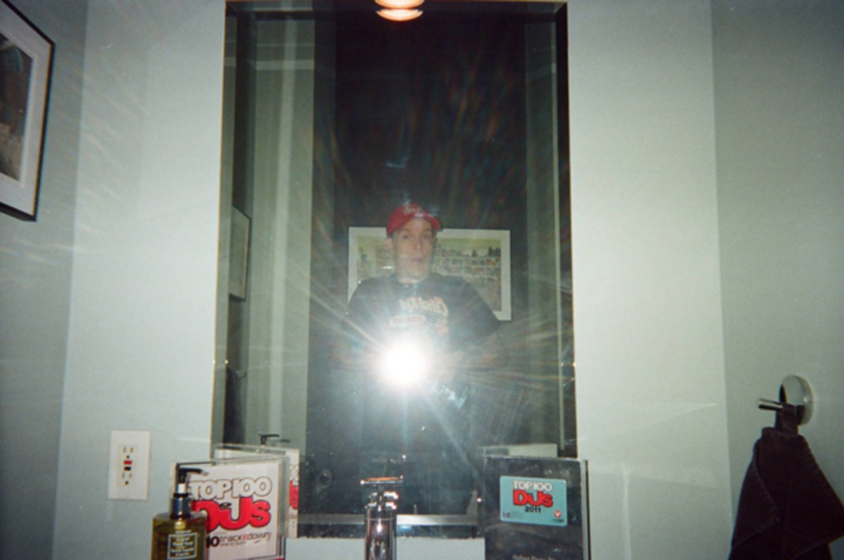 Here's What Happens When You Send deadmau5 A Disposable Camera