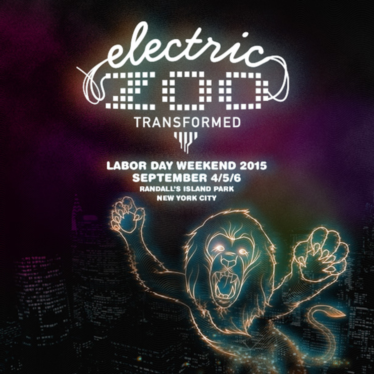 Electric Zoo To Return To New York In 2015