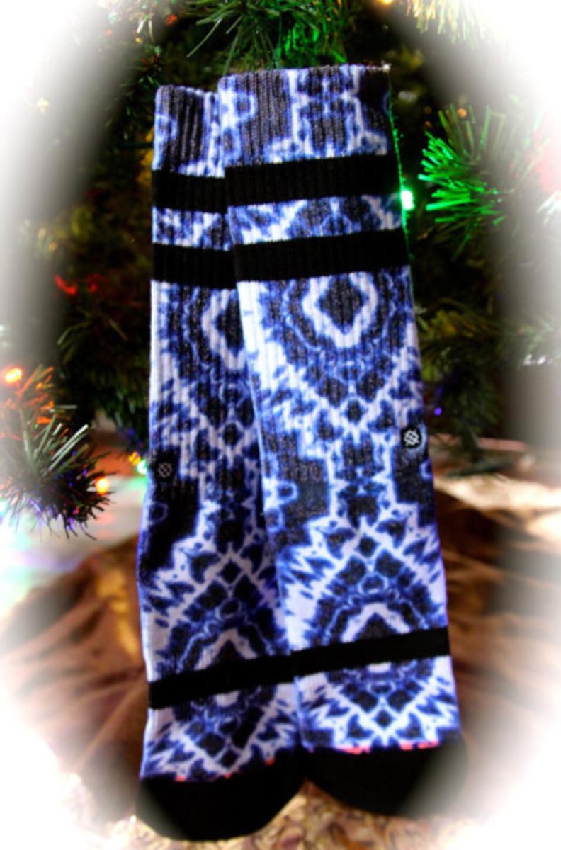 Holiday Gift Guide: Socks, Socks And More Socks For Her