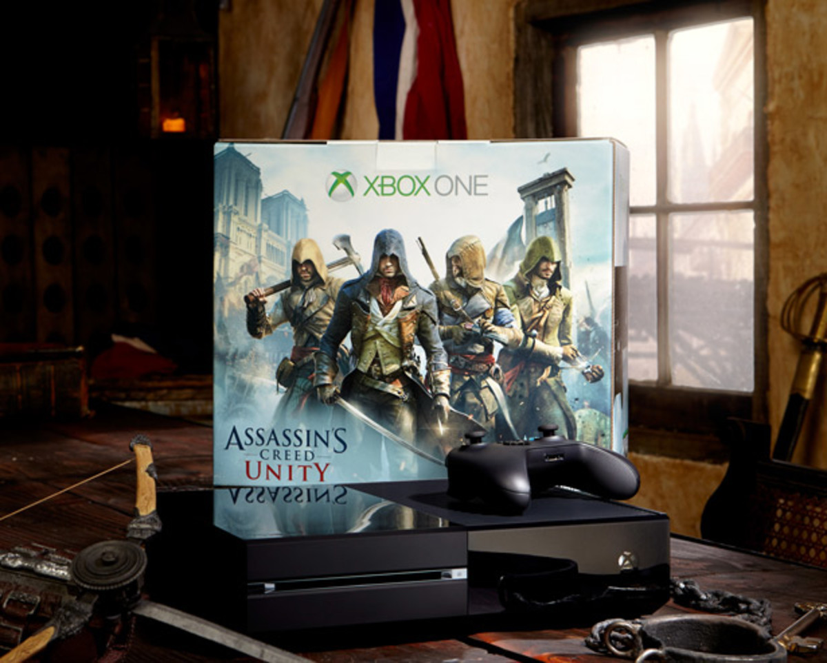 Holiday Gift Guide: The Xbox One Assasin's Creed Bundle And Other Top Titles To Destroy Your Spare Time With