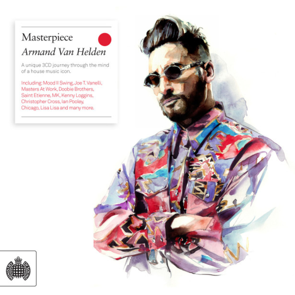 The Armand van Helden Masterpiece Minimix Bucks The Trend