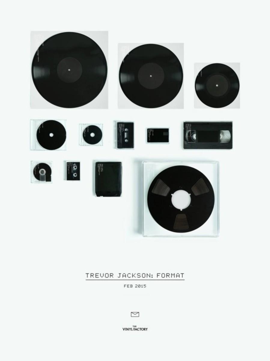 Music Guru Trevor Jackson Releases 12-Format Record