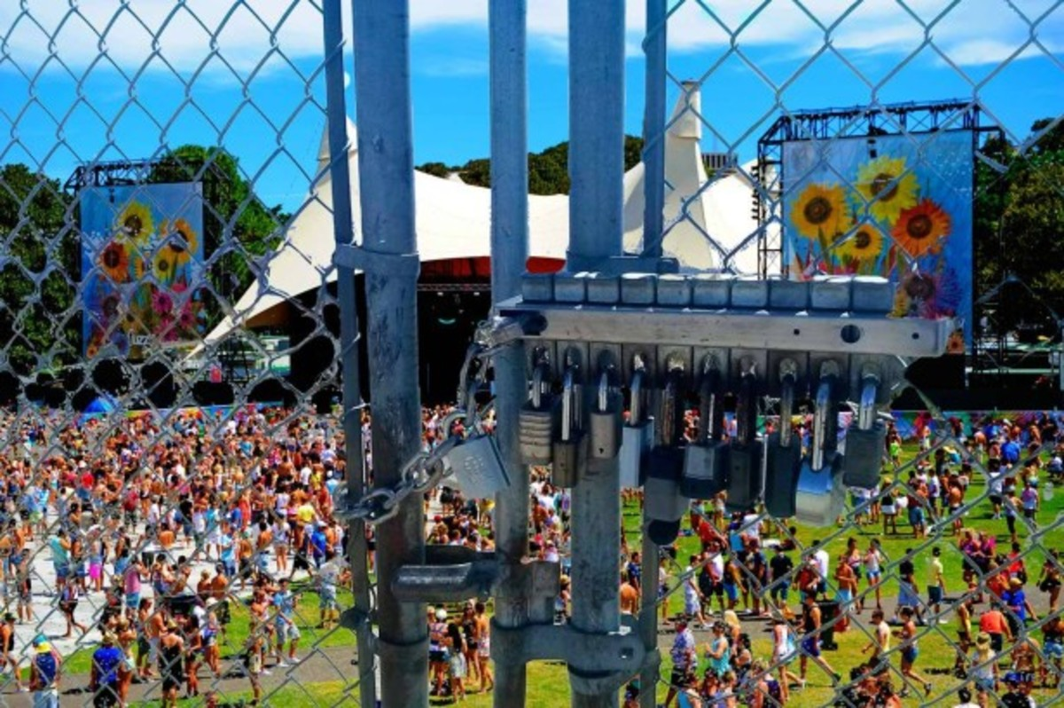 Field Day Festival Arrests Reach 214 In One Day