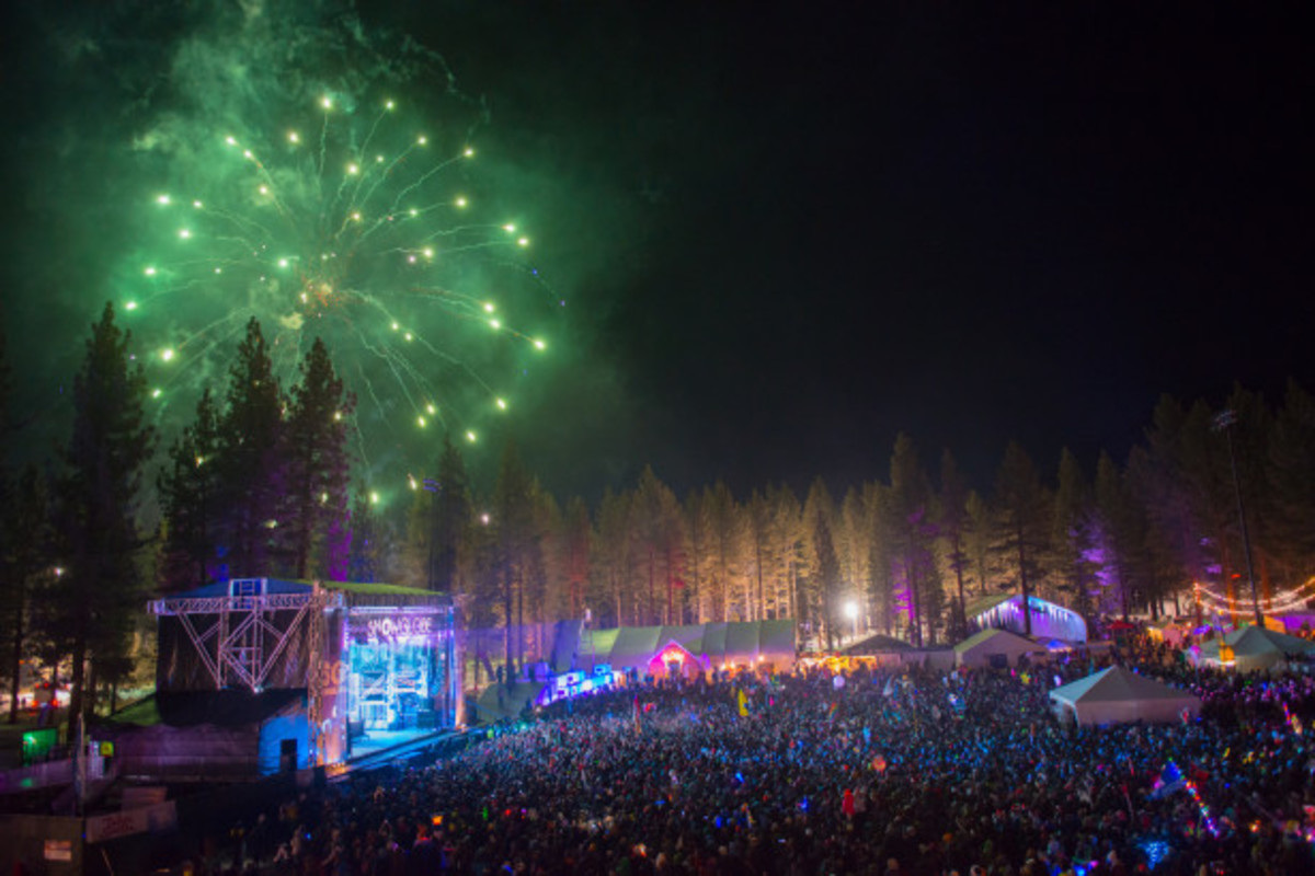 Big Air & Big Artists Top Off 2014 at SnowGlobe