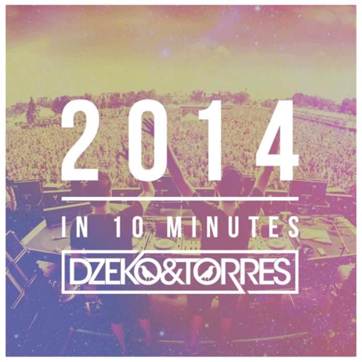 2014 in 10 Minutes: Dzeko & Torres Mix The Biggest Hits