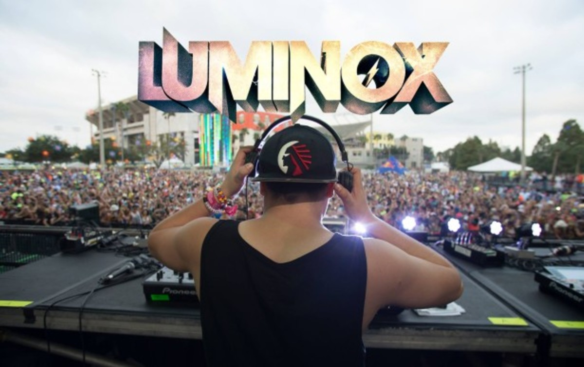 Luminox Rings In 2015 With Bold Resolution, New Track (Free Download)