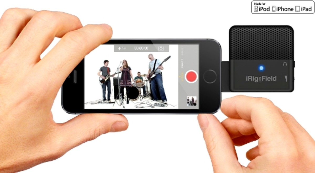 iRig Brings Elusive Pro Audio to iPhone, iPod Touch, iPad