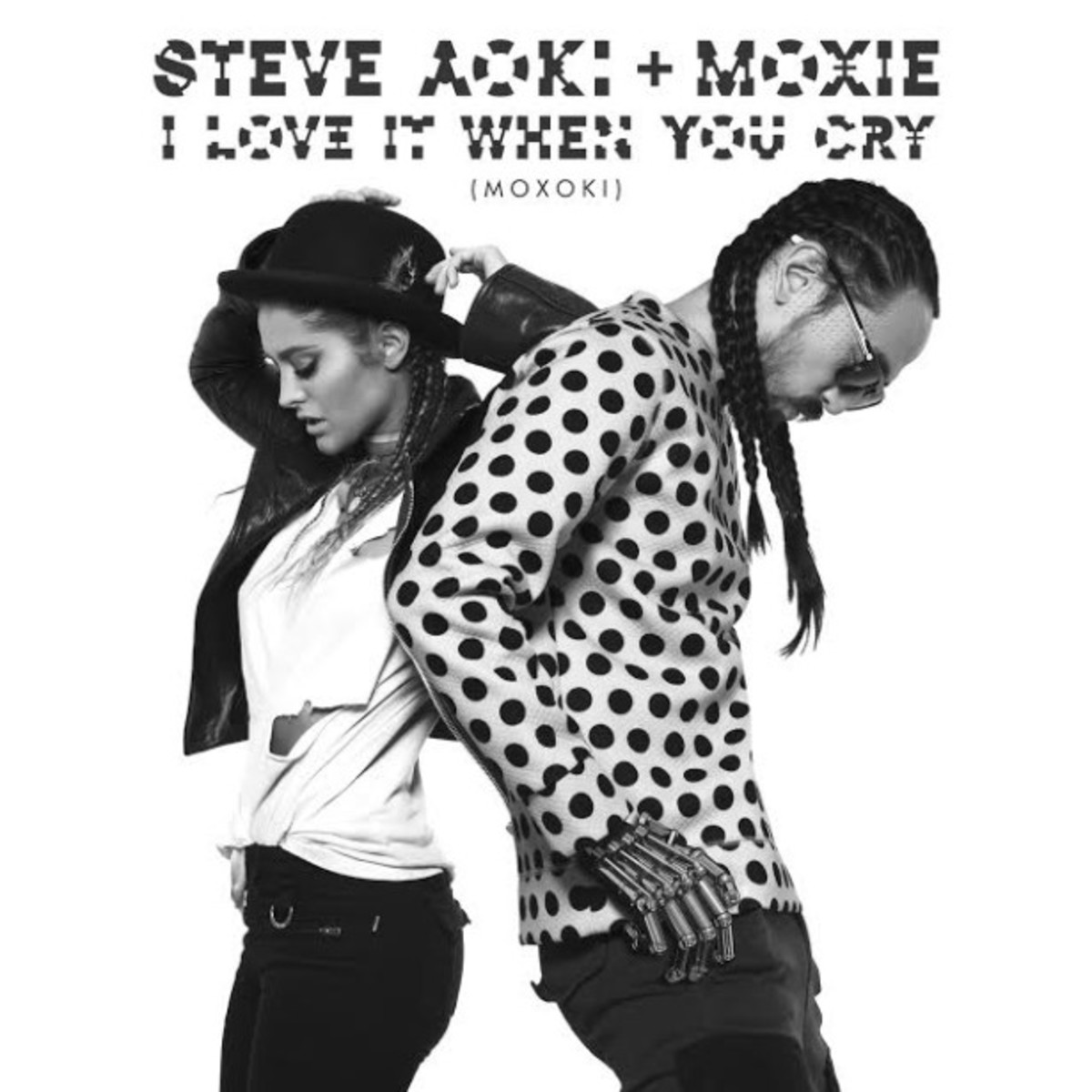 New Steve Aoki Single Is Massive - I Love It When You Cry