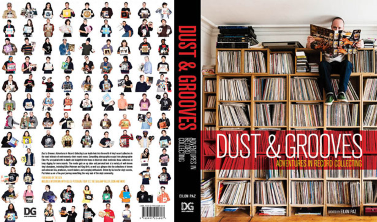 The Ultimate Coffee Table Book For Vinyl Enthusiasts: Dust & Grooves Review